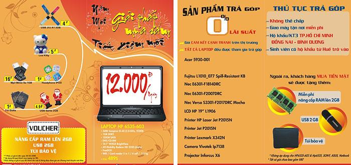 In tờ rơi quận Tân Phú TPHCM