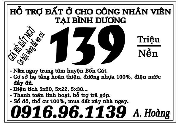 In tờ rơi trắng đen giá rẻ ở TPHCM