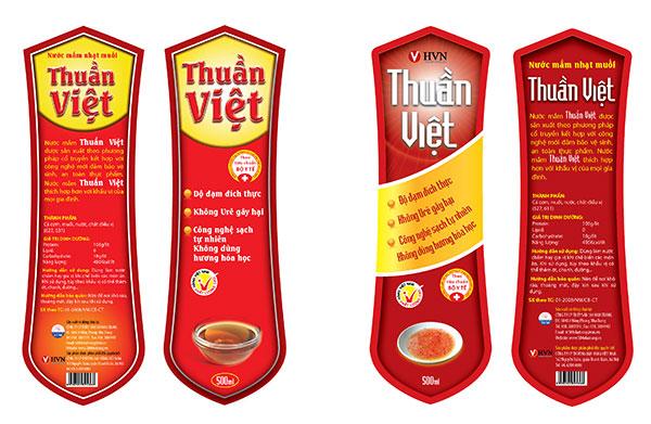 In bao bì nhãn mác giá rẻ ở TPHCM