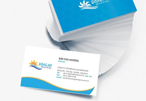 Công ty in name card giá rẻ ở TPHCM