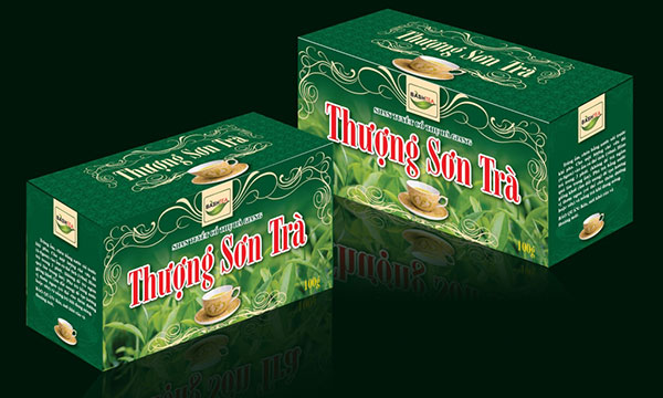 In hộp giấy đựng trà ở TPHCM