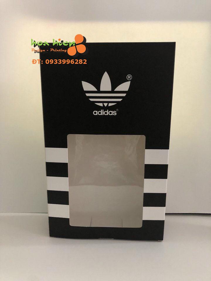 Hộp đựng quần áo Adidas