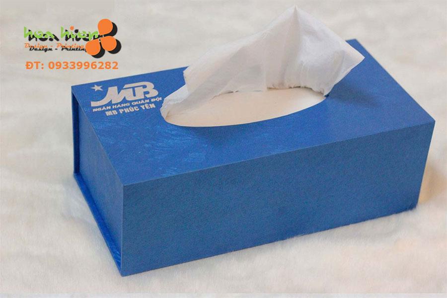 Hộp đựng khăn giấy sang trọng