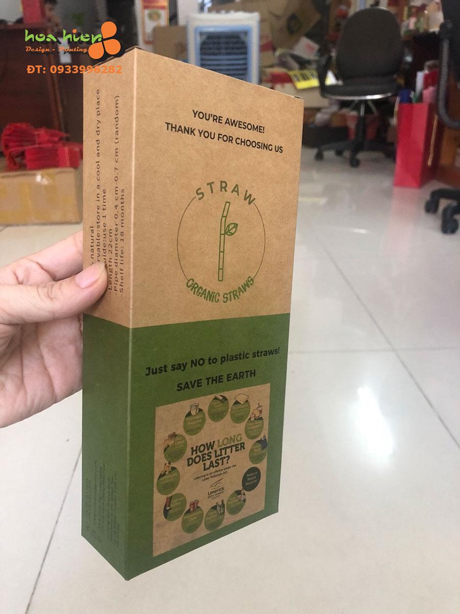 Xưởng in hộp giấy theo yêu cầu