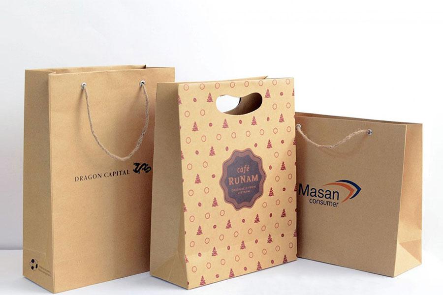 Sản xuất túi giấy xi măng